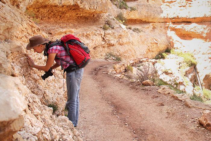 Geologie und Fotografie