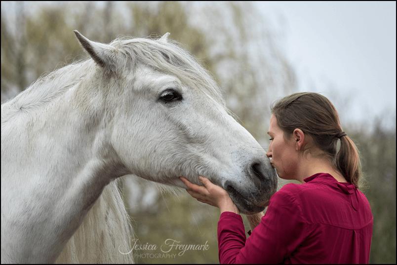 Pferdeliebe - Jenny und Duque