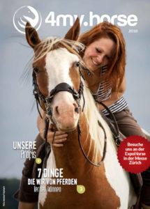 Titelbild Messeheft HorseExpo 2018