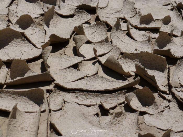Trockenheit auf dem Puna Plateau