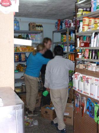 Einkaufen in San Antonio de los Cobres