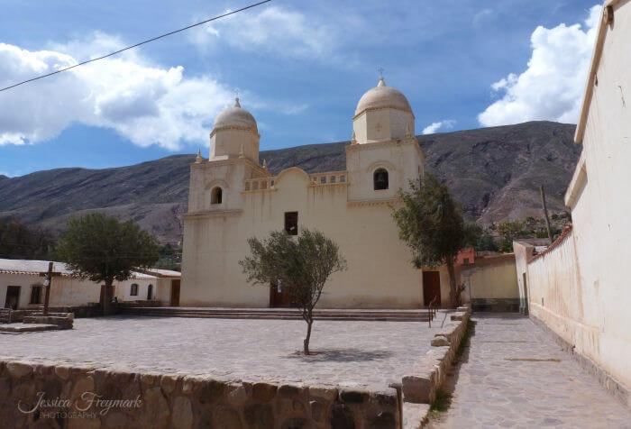 Kirche in Tilcara