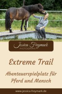 Extreme Trail - Abenteuerspielplatz für Pferd und Mensch